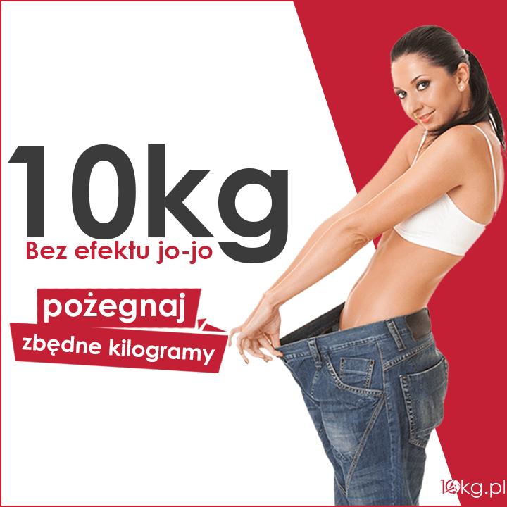 jak schudnąć 10kg?
