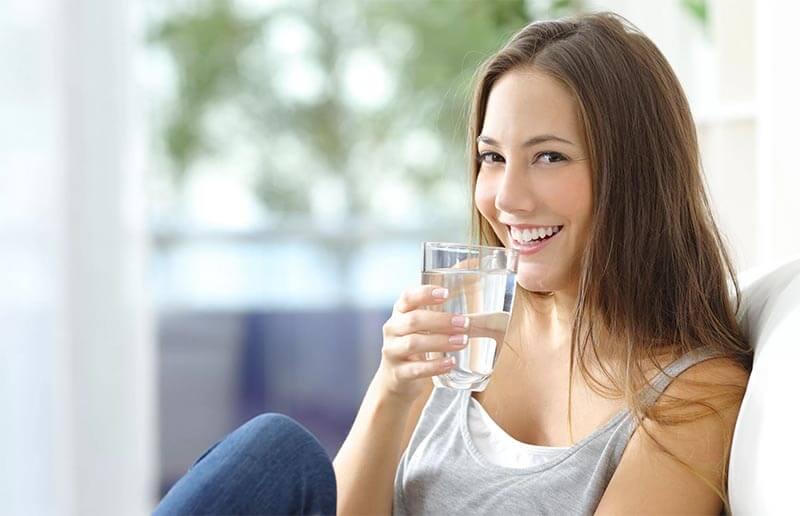 picie wody na diecie norweskiej