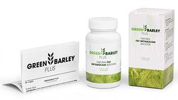 green barley plus opinie