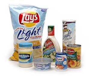 """żywność """"light"""""""