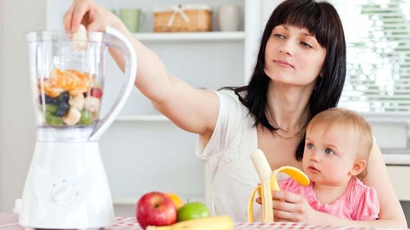 dieta po ciąży