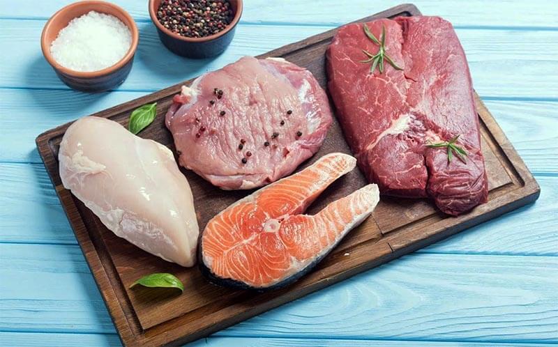 białko na diecie ketogennej