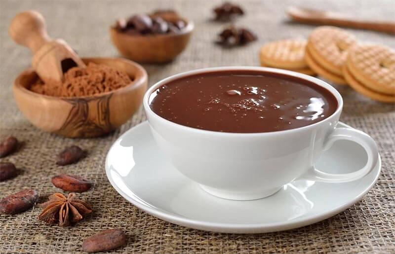 kakao na odchudzanie