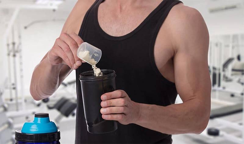 białko na masę