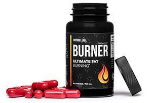 spalacz tłuszczu, nutrigo lab burner