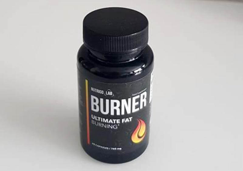 nutrigo lab burner spalacz tłuszczu