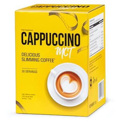 cappuccino mct spalacz tłuszczu