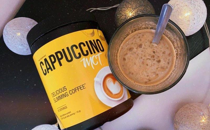 cappuccino mct na spalanie tłuszczu
