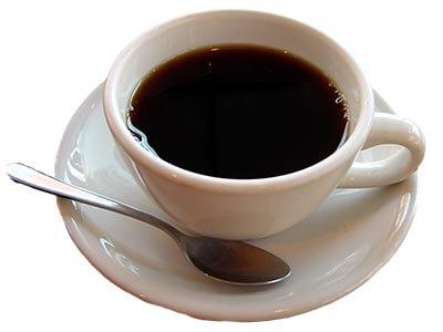 czarna kawa jako spalacz tłuszczu