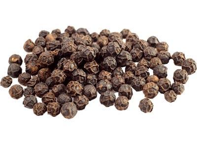 owoce pieprzu czarnego