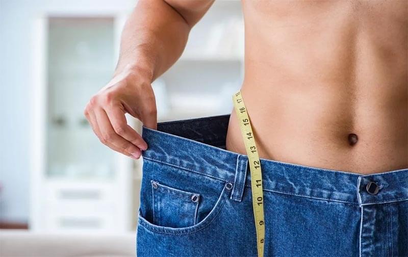 spalacze tłuszczu dla mężczyzn
